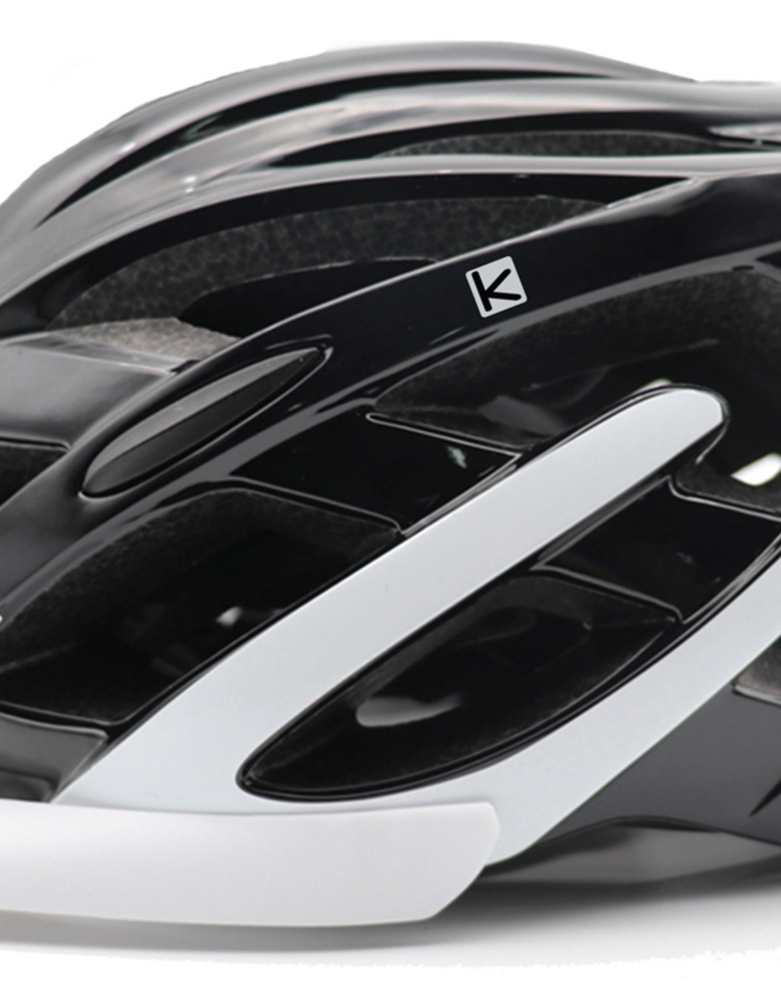 Funkier F-365 Leisure Inmold Helmet in Black/White