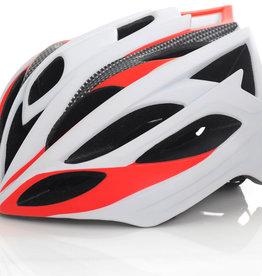 Funkier Rana Road Pro Helmet in White/Red 58-61cm
