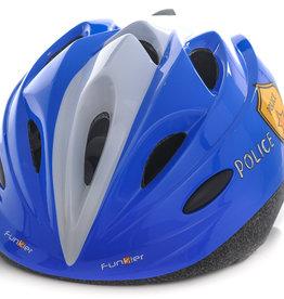 Funkier Talita Kids Helmet in Police Blue