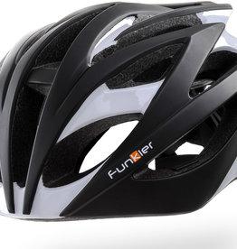 Funkier Tejat Road Elite Helmet in Black/White