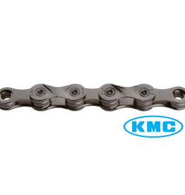 KMC X9 - 9 Speed Chain in Grey/Grey (Loose)