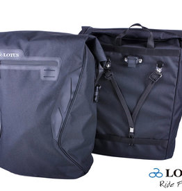 Lotus Explorer Rear Pannier Bags (32.8L)