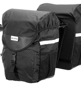 Lotus SH-309L CVR Commuter Double Rear Pannier Bags (34.8L)