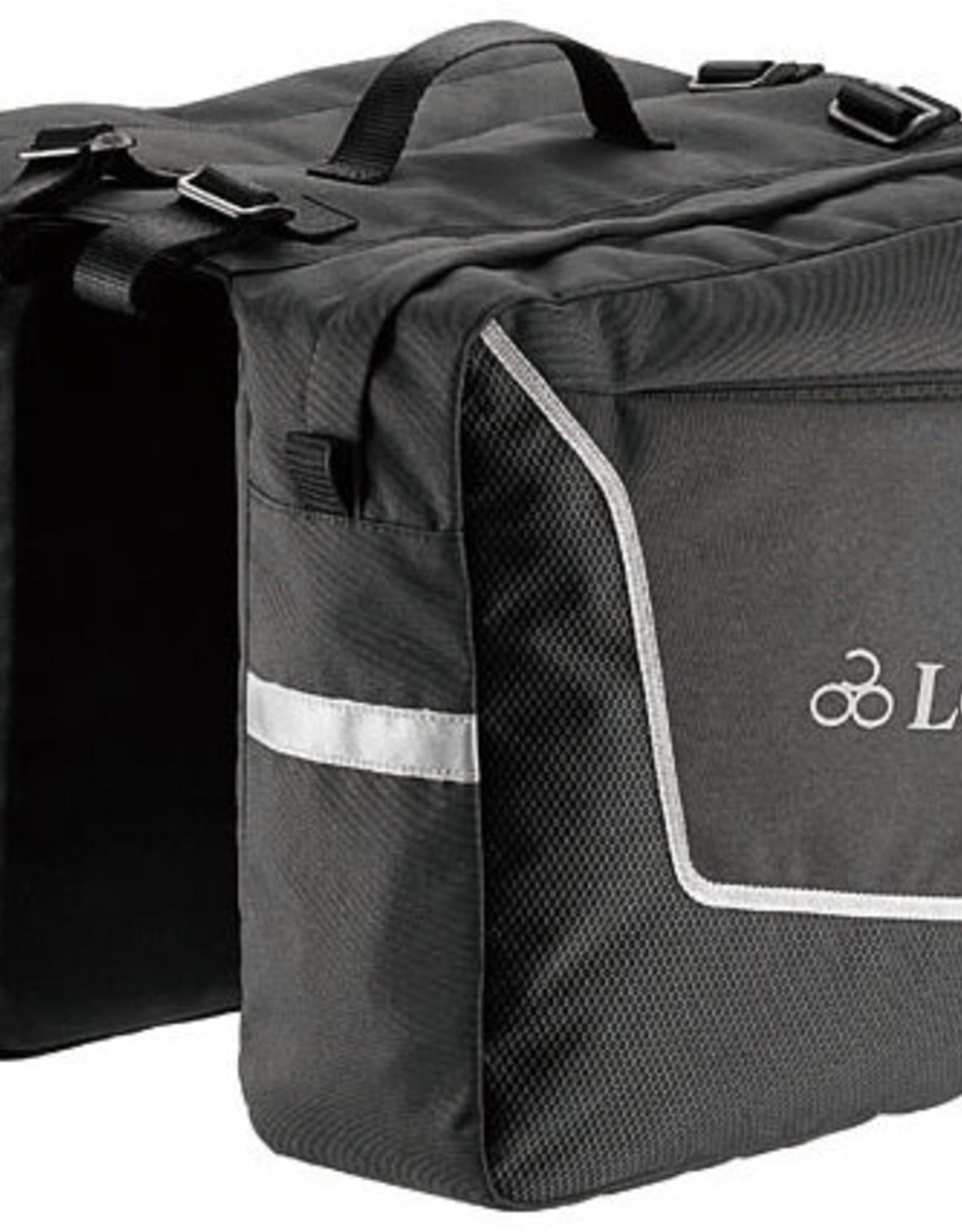 Lotus SH4-104G Commuter Double Pannier Bags (18L)