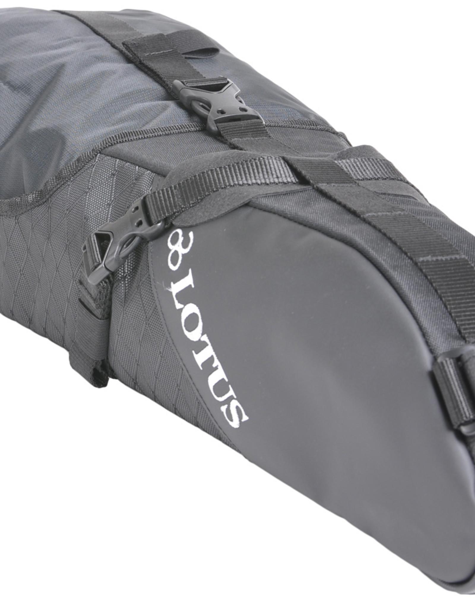 Lotus Tough Series TH7-7704 Saddlebag & Dry Bag