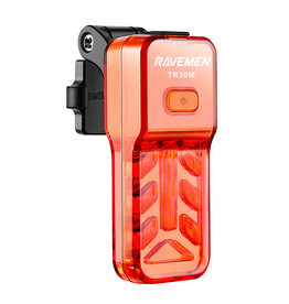 Ravemen TR30 USB Rechargeable Rear Light (30 Lumens)