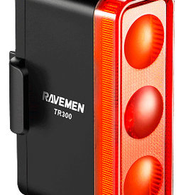 Ravemen TR300 USB Rechargeable Rear Light (300 Lumens)