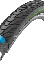 Schwalbe Marathon E-Plus Addix-E Performance Smart DualGuard Tyre in Black (Wired)