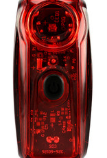 Smart Trail 80 Plus USB Rechargeable Rear Light with Braking Function