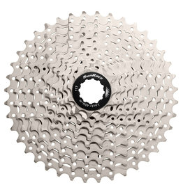 SunRace CSMS3 - 10 Speed MTB 11-40T Metallic Cassette