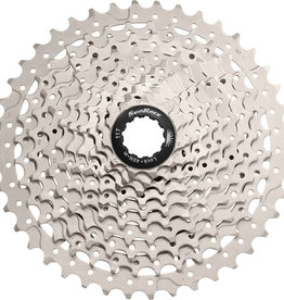 SunRace CSMS3 - 10 Speed MTB 11-42T Metallic Cassette