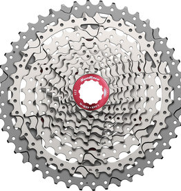 SunRace CSMX3 - 10 Speed MTB 11-46T Metallic Cassette