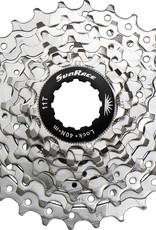 SunRace CSR91 - 9 Speed Road 11-25T Nickel Cassette
