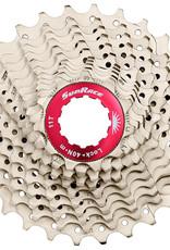 SunRace CSRX1 - 11 Speed Road 11-28T Metallic Cassette