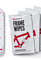 Weldtite eCare Anti-Bacterial Frame Wipes (5 Pack)