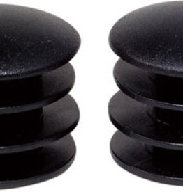 Weldtite Handlebar End Plugs (Pack of 2)