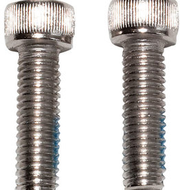 Weldtite M6 x 20mm Bolts (Pack of 3)