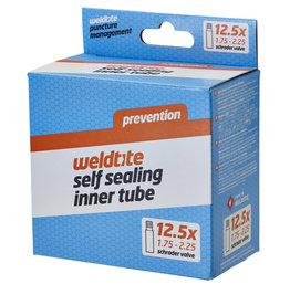 Weldtite Self Sealing Inner Tube - 12.5 x 1.75 - 2.25��� - Schrader