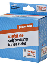 Weldtite Self Sealing Inner Tube - 27.5���/650B x 2.00 - 2.50��� - Schrader