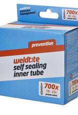 Weldtite Self Sealing Inner Tube - 700 x 18 - 25mm - Presta