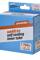 Weldtite Self Sealing Inner Tube - 700 x 28 - 35mm - Schrader