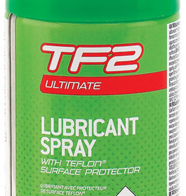 Weldtite Ultimate TF2 Spray Lube + Teflon - 150ml