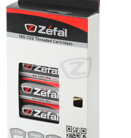 Zefal 16g CO2 Cartridge - 6 Pack