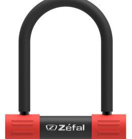 Zefal K-Traz U13 U-Lock Short 140mm. SOLD SECURE Silver