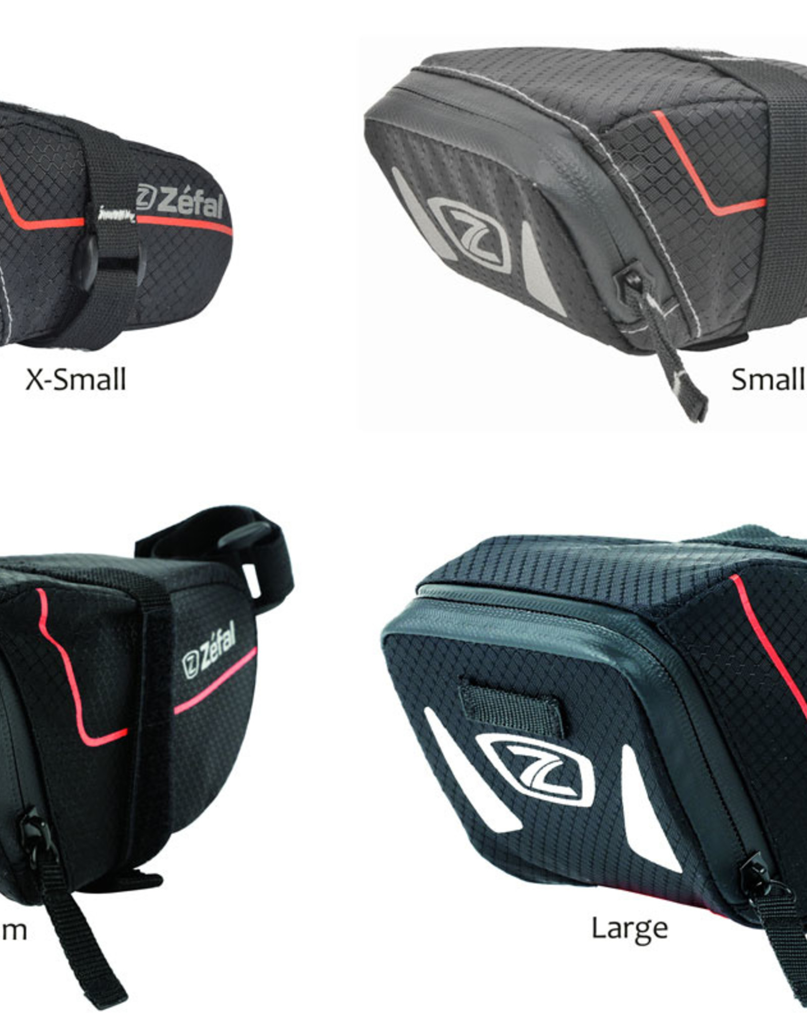 Zefal Z-Light Ultralight Saddlebag