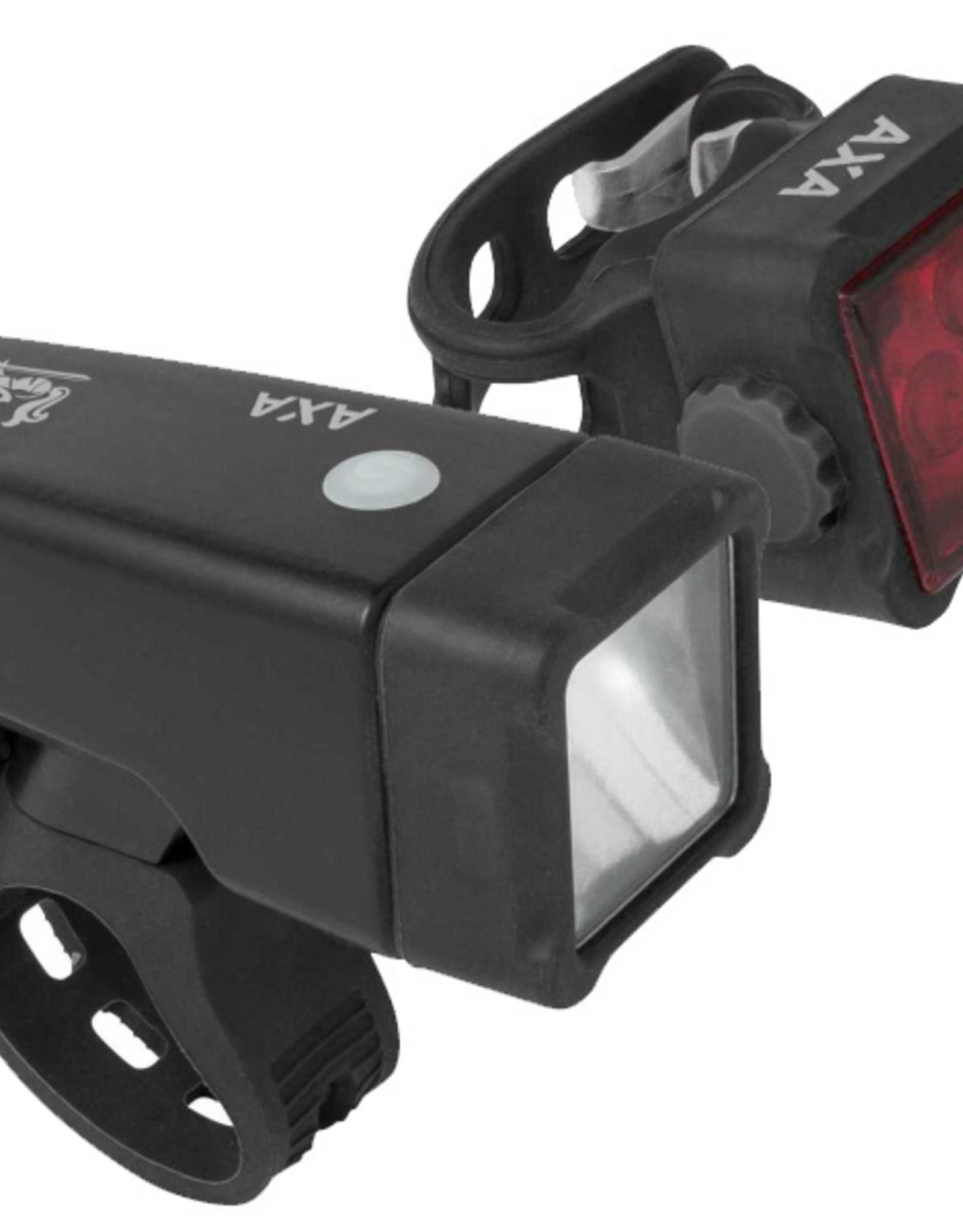 Axa Niteline T4-R light set