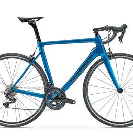 Basso 2021 Basso VENTA Rim Brake Carbon Road Bike with 105 in Sea Blue