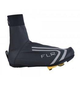 FLR Shoes FLR LW2 Windproof & Waterproof Overshoe in Black
