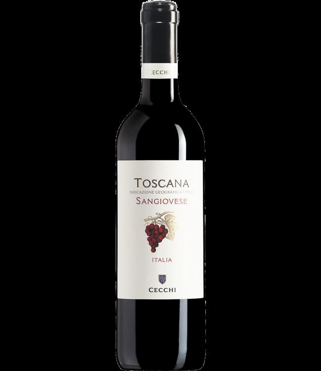 Cecchi Sangiovese Di Toscana IGT 75cl 2019