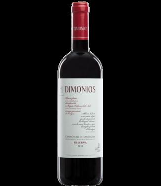 Sella&Mosca Dimonios Cannonau Riserva DOC 2015