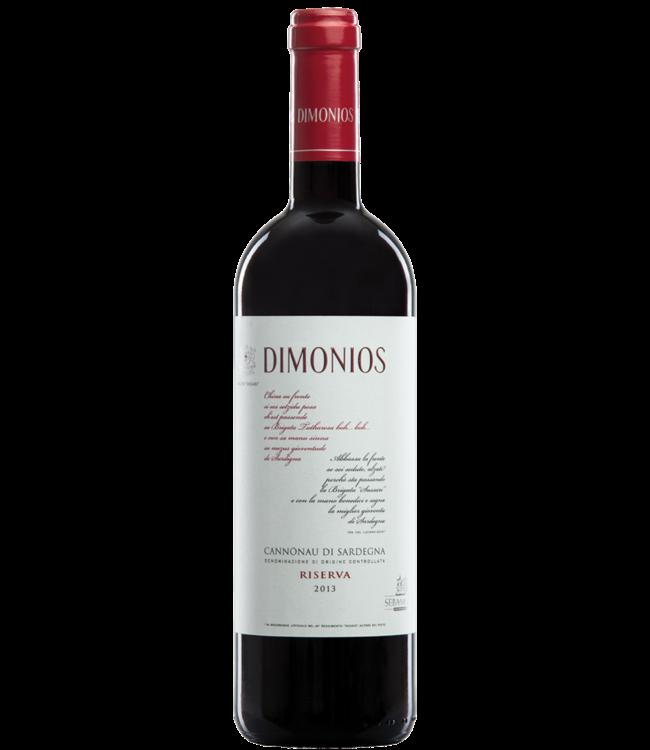 Sella&Mosca Dimonios Cannonau Riserva DOC 75cl 2015