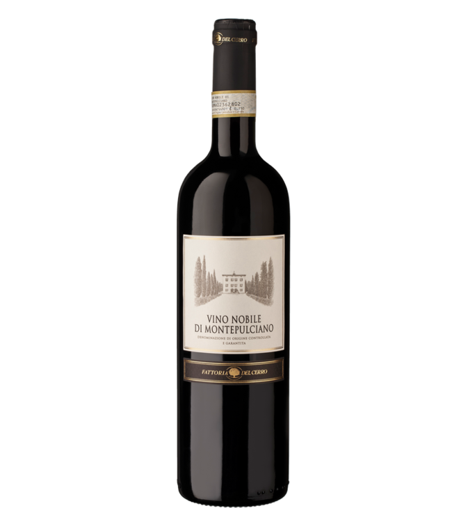 Tenute Del Cerro Vino Nobile Di Montepulciano DOCG 75cl 2018