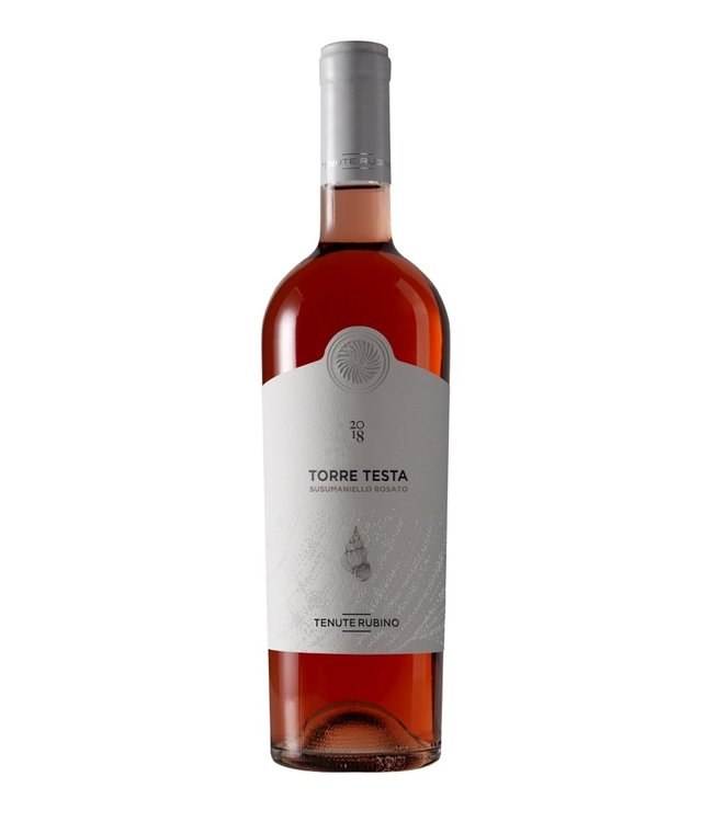 Tenute Rubino Rose' Torre Testa Susumaniello Salento IGT 75cl 2019