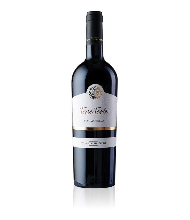 Tenute Rubino Torretesta Susumanielo Salento IGT 75cl 2016