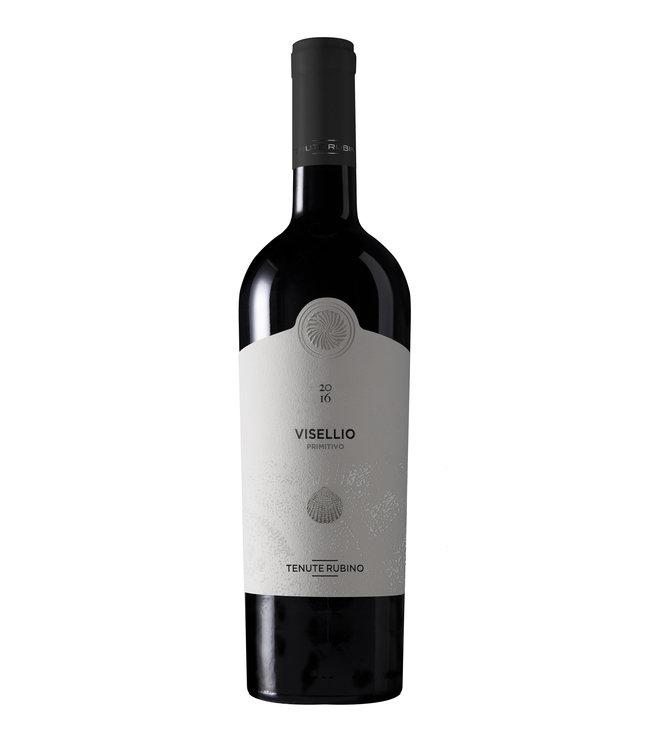 Tenute Rubino Visellio Salento IGT 75cl 2015