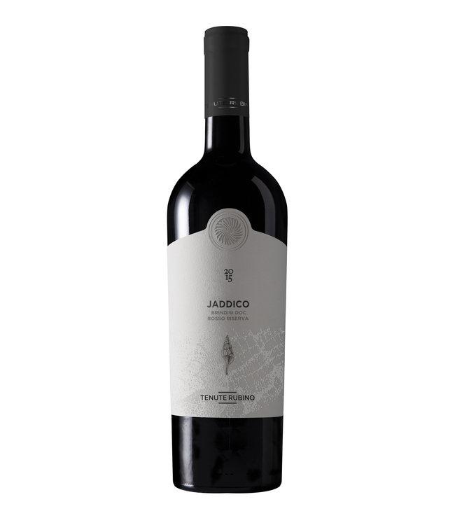 Tenute Rubino Jaddico Brindisi Riserva DOC 75cl 2015