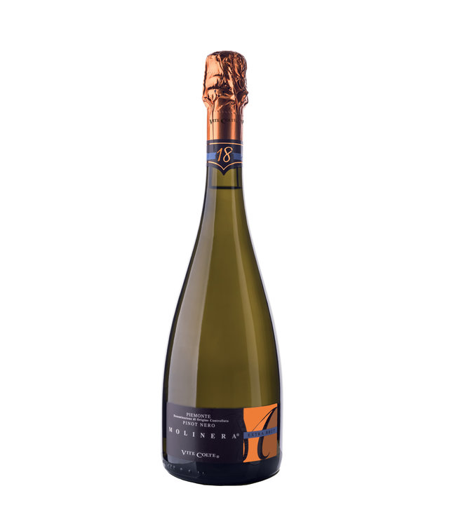 Vite Colte Molinera Spumante Pinot Nero DOC Extra Brut 75cl