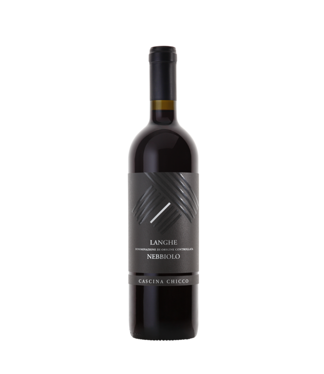 Cascina Chicco Langhe Nebbiolo Rosso DOC 75cl 2019