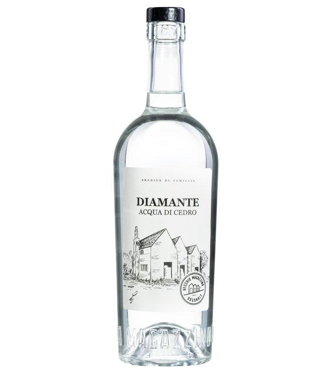 Vecchio Magazzino Doganale Liquore Diamante Acqua Di Cedro 25° 70cl