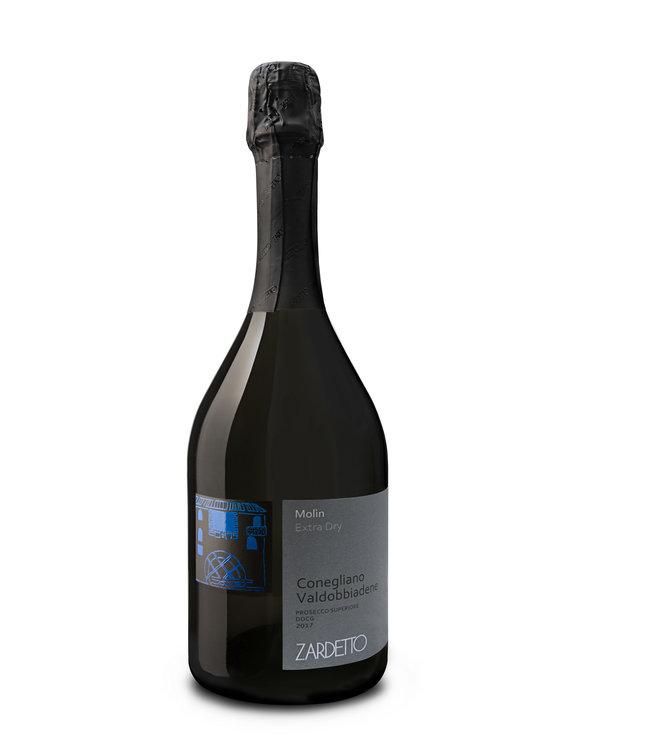 Zardetto Prosecco Superiore Molin Extra Dry DOCG Conegliano Valdobbiadene 75cl