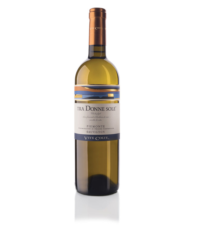 Vite Colte Tra Donne Sole Sauvignon Chardonnay DOC 75cl 2019