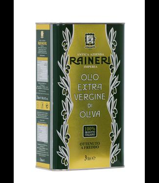 Raineri Olio D'Oliva Extra Vergine Oro Di Frantoio 3L