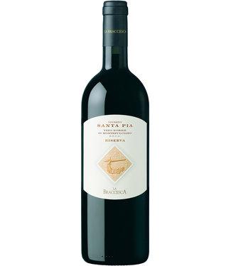 La Braccesca Santa Pia Vino Nobile di Montepulciano Riserva DOCG 75cl