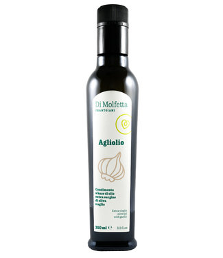 Di Molfetta Olio Extra vergine Aglioolio 25cl