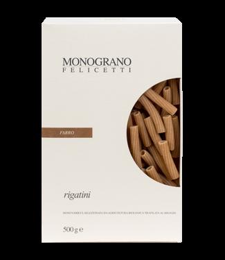 Felicetti Monograno Farro NR 169 Rigatini 500 GR