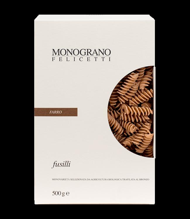 Felicetti Monograno Farro NR 178 Fusili 500 GR